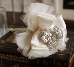 Flower Girl Brooch Bouquet