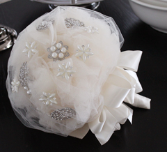 Bride Brooch Bouquet