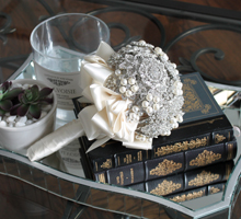 Brooch Centerpiece