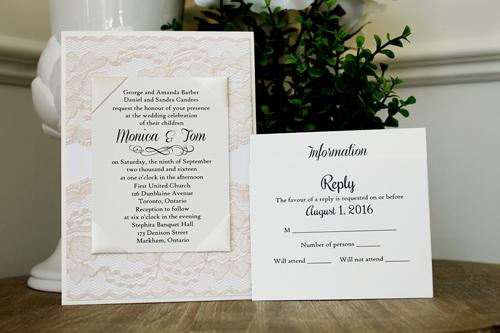 Wedding invitation 1542 white gold ivory pearl wedding invitation 1542 white gold ivory pearl cream smooth coneria script stopboris Choice Image