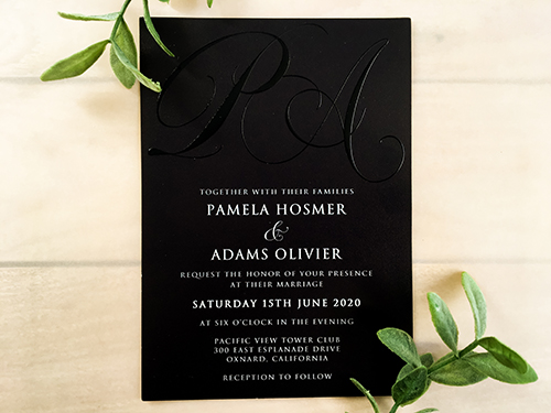 Wedding Invitation 2208: