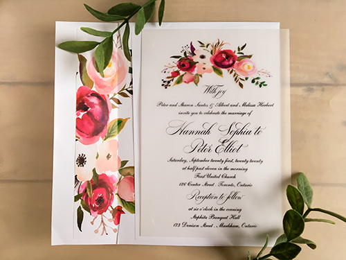 Wedding Invitation 2215: