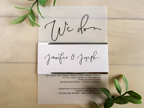 Wedding Invitation 2219: