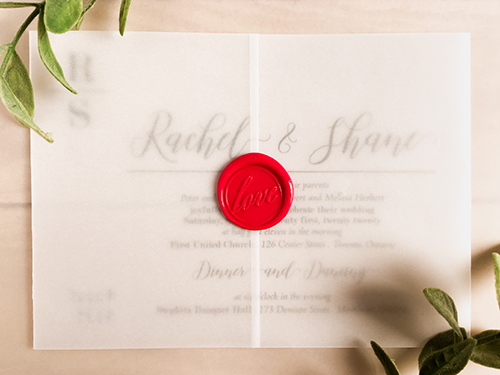Wedding Invitation 2225: