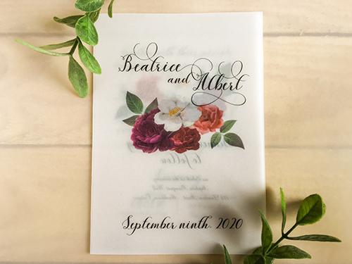 Wedding Invitation 2241: