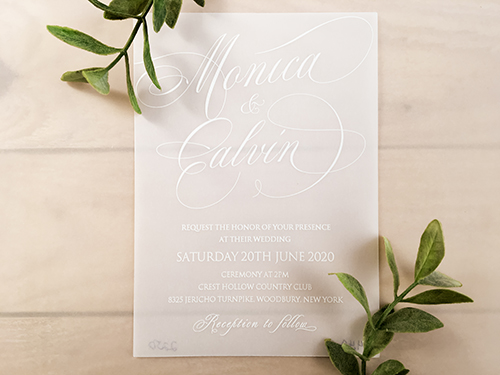 Wedding Invitation 2250: