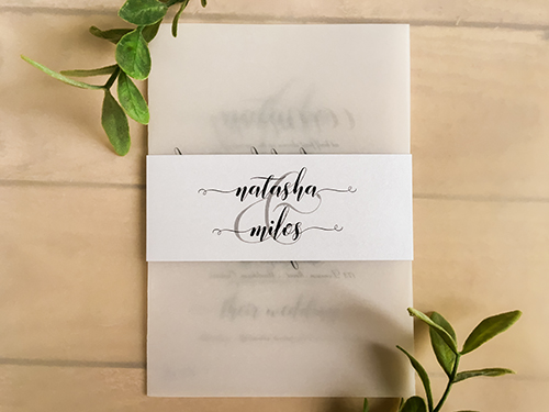 Wedding Invitation 2271: