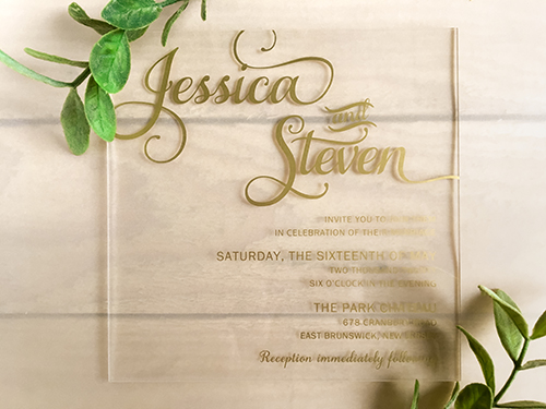 Wedding Invitation 2286: