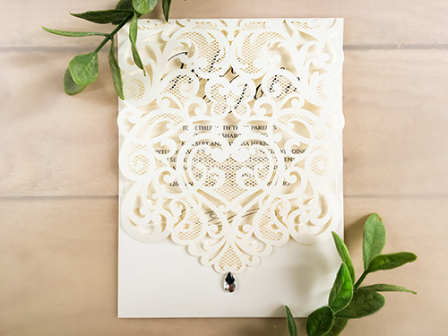 Wedding Invitation lc3: