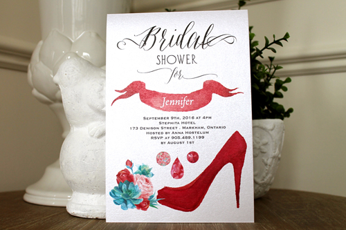 Wedding Invitation S26: