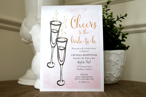 Wedding Invitation S27: