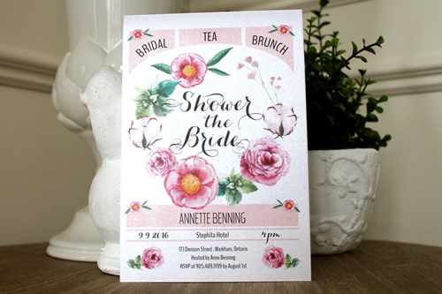 Wedding Invitation S33: