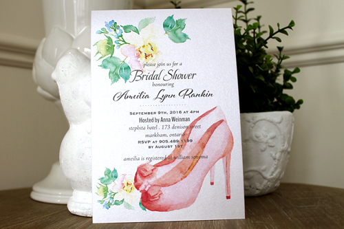 Wedding Invitation S36: