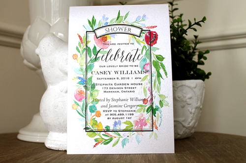 Wedding Invitation S39: