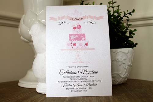 Wedding Invitation S48: