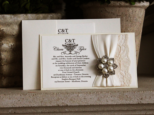 Wedding Invitations, Pocketfold Wedding Invitations, Affordable ...